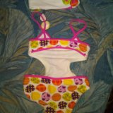 Новый купальный детский костюм. Фото 2.