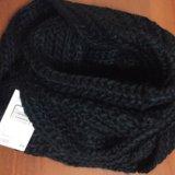 Новый шарф хомут. Фото 1.
