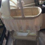 Люлька для младенца. Фото 4. Пенза.