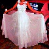 Вечерне-свадебное платье. Фото 1. Брянск.