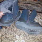 Детские зимние ботинки. Фото 2. Новосибирск.