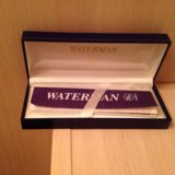 Подарочный футляр waterman. Фото 4. Железнодорожный.