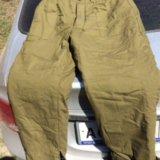 Штаны теплые военные. Фото 1. Иркутск.