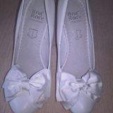 Свадебные туфли. Фото 1. Новосибирск.