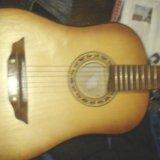 Гитара 6 струнная в хорошем состоянии. Фото 4.