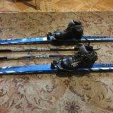 Лыжи детские. Фото 3.