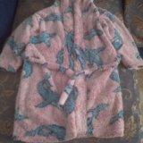 Тёплый халат. Фото 1.