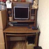 Стол для компьютера. Фото 1.