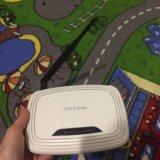 Wi-fi роутер tp-link. Фото 1. Хабаровск.