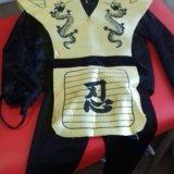 Костюм детский.новогодний самурай. Фото 1. Уссурийск.