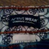 Женские прямые джинсы высокая талия р-р 46. Фото 3. Владимир.