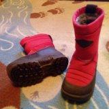 Зимние сапоги валенки куома. Фото 1.