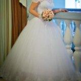 Свадебное платье. Фото 1. Магнитогорск.