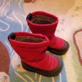Зимние сапоги валенки куома. Фото 2.