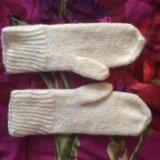 Продам варежки ручной работы натуральная шерсть. Фото 2. Москва.