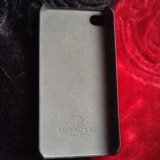 Кожаный чехол для iphone 4,4s. Фото 2. Сочи.