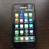Samsung galaxy s gt i9000. Фото 1.