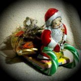 """Подарок """"сладкие сани"""". Фото 1."""