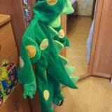Новогодний костюм 92.98см крокодил динозавр. Фото 3. Санкт-Петербург.