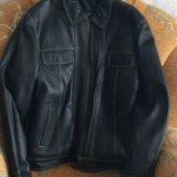 Новая мужская кожанная куртка. Фото 2. Тамбов.