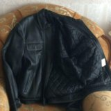 Новая мужская кожанная куртка. Фото 1. Тамбов.