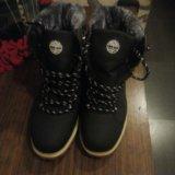 Ботинки новые. Фото 1.