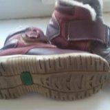 Ботинки детские. Фото 1. Хабаровск.