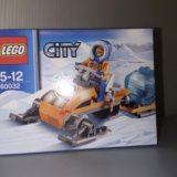 Лего арктический снегоход 60032. Фото 2. Тюмень.