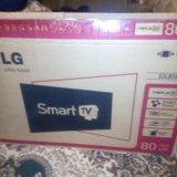 Телевизор lg 32lb58 смарт тв. Фото 1. Краснодар.