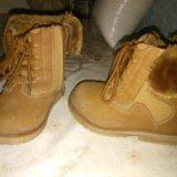 Зимняя обувь. Фото 2.