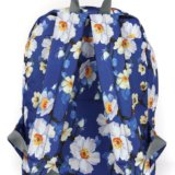 Рюкзак с цветами ромашки. Фото 3. Москва.