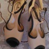 Женские туфли. Фото 1. Шахты.