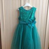 Платье детское нарядное. Фото 1. Тюмень.