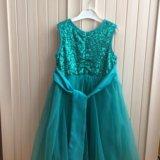 Платье детское нарядное. Фото 2.