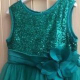 Платье детское нарядное. Фото 3.