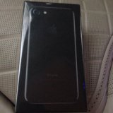 Apple iphone 7 jet black, 128gb. Фото 1.