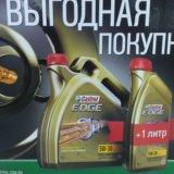 Масло castrol edge 5w-30 5л. Фото 1. Ижевск.