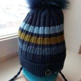 Новая зимняя шапка 3-5л. Фото 4.