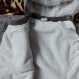 Куртка h&m 74. Фото 3.