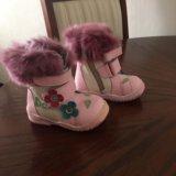 Ботинки детские. Фото 1. Оренбург.