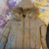 Куртка пуховик. Фото 2. Санкт-Петербург.