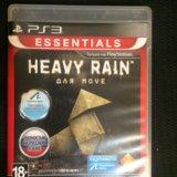 Heavy rain ps3. Фото 1.