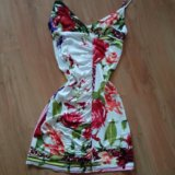 Платье cavalli оригинал. Фото 1.