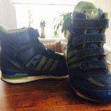 Сапожки зимние adidas. Фото 2. Домодедово.