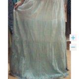 Летняя длинная юбка. Фото 1.