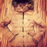Куртка stradivarius зима. Фото 1.