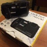 Nikon coolpix aw130. Фото 1.