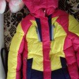 Зимний костюм для девочки. Фото 1. Ангарск.