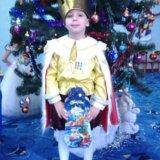 Новогодний костюм король. Фото 1.