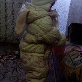Зимний комбинезон и шапочка. Фото 3.